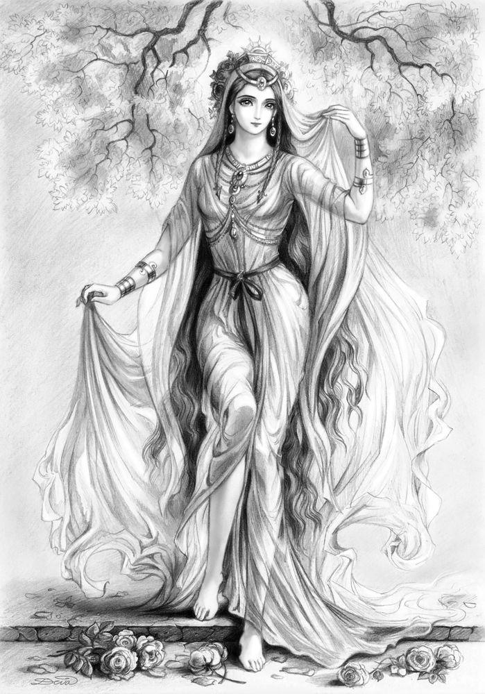 Galli Yardan Attis By Develv On Deviantart Art Deviantart Fantasy Art
