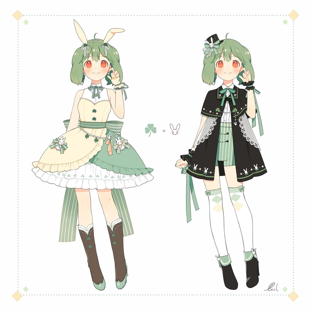 [SUKJA]숙자(SUKJA_1114)さん Twitter Character design