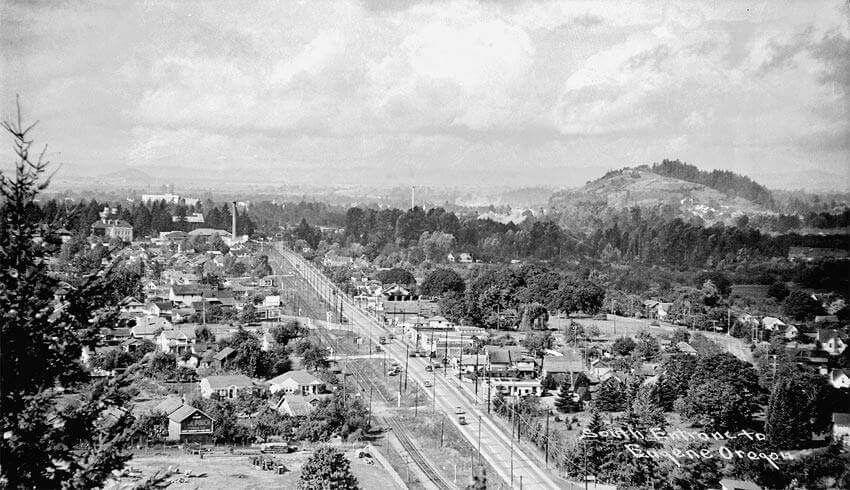 Old Franklin Traveling West Oregon Pictures Revelstoke History
