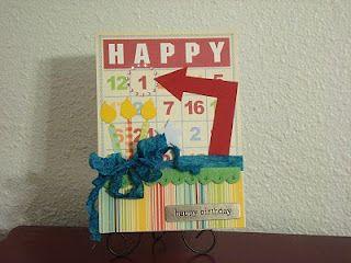 Handmade Happy Birthday Bingo Card 50th Cards Emma Bridgewater Pottery