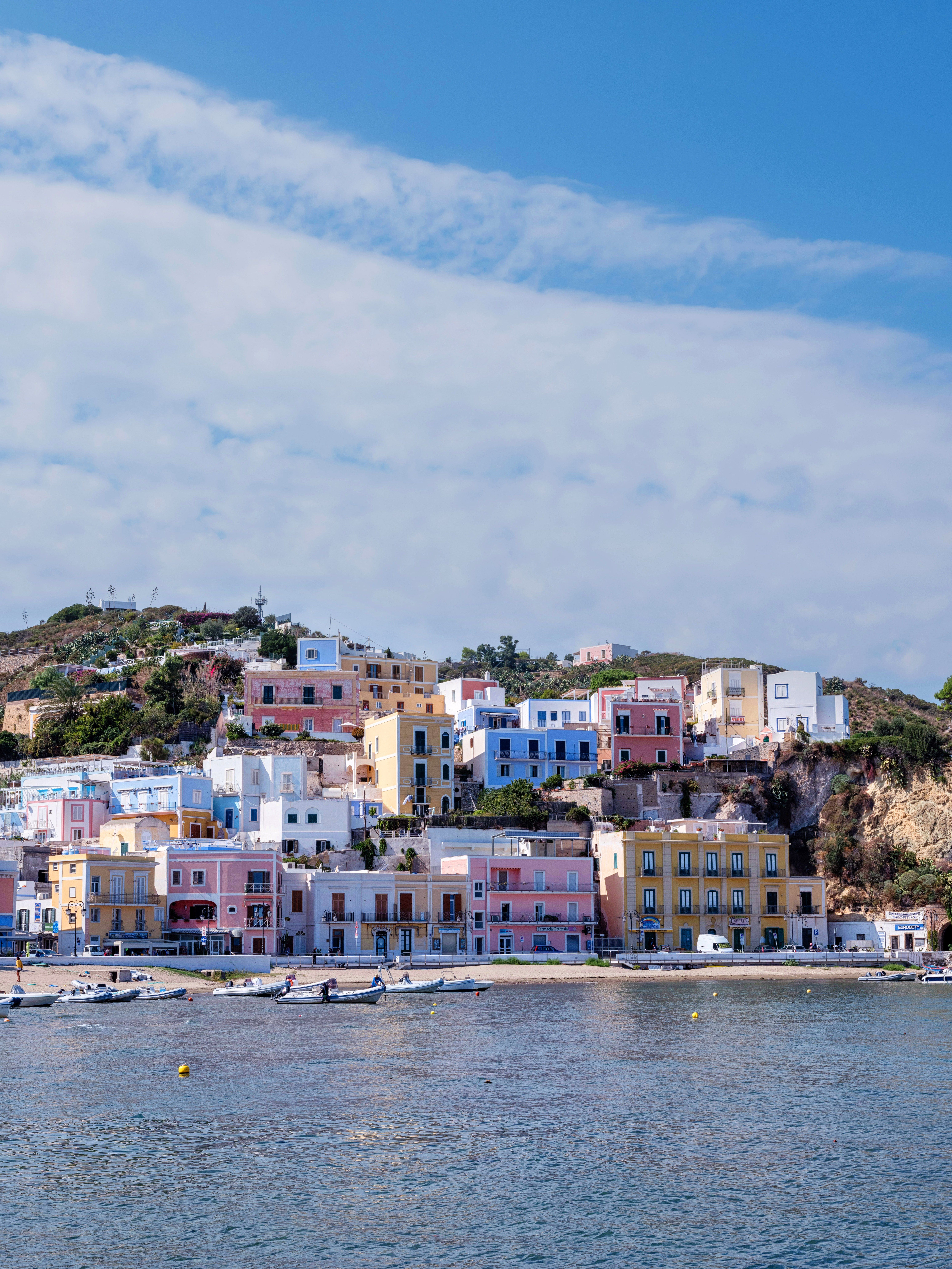 Vacation Like the Romans in Low-Key Ponza - Condé Nast Traveler