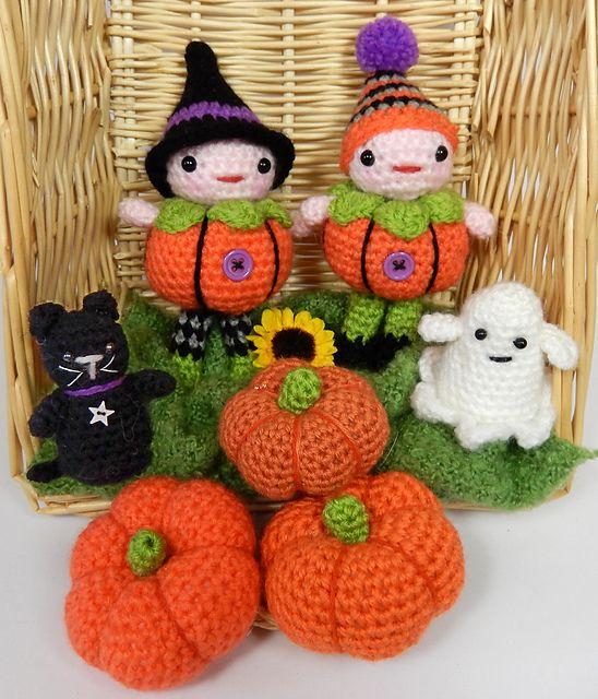 Ravelry: Pumpkin Patch People pattern by Janine Holmes