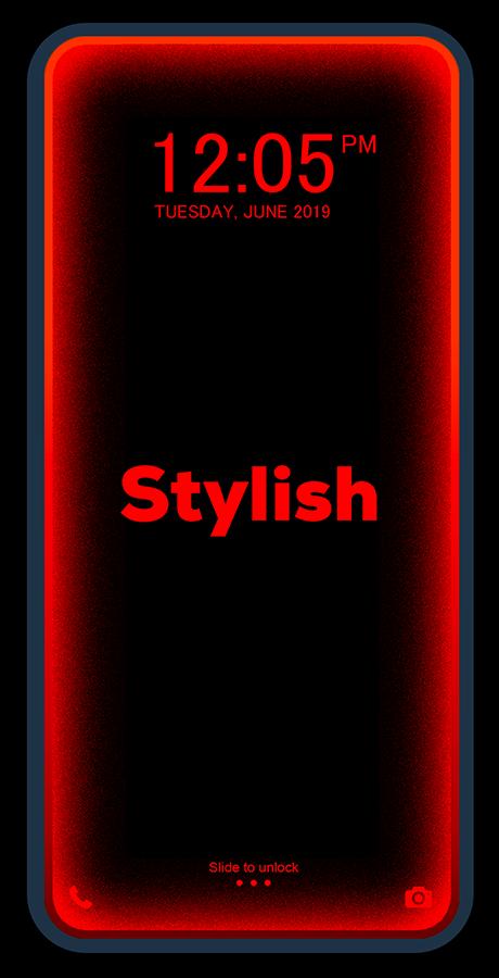 Edge Lighting Live Wallpaper Android App Full Code Admob Ads In 2020 Live Wallpapers Android Wallpaper Edge Lighting