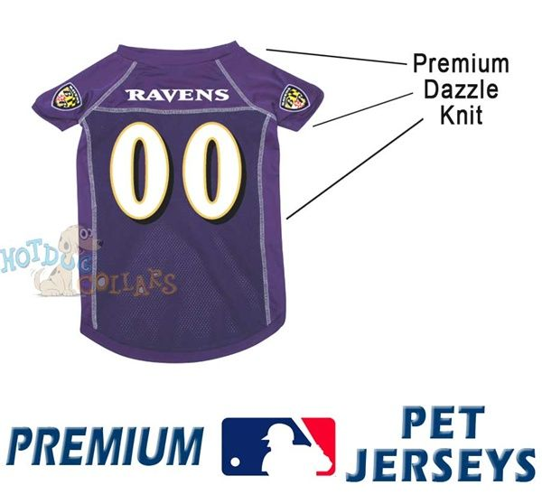 dc3c8d3c5 Baltimore Ravens Football Pet Jersey   Cute Stuff   Football season ...