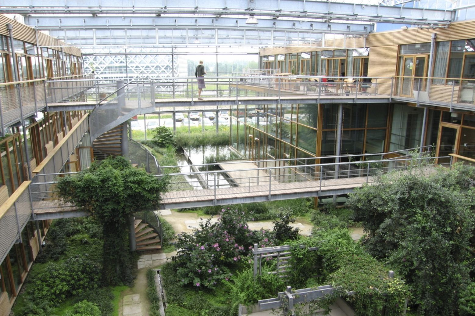 Building As Greenhouse Architecture Pinterest