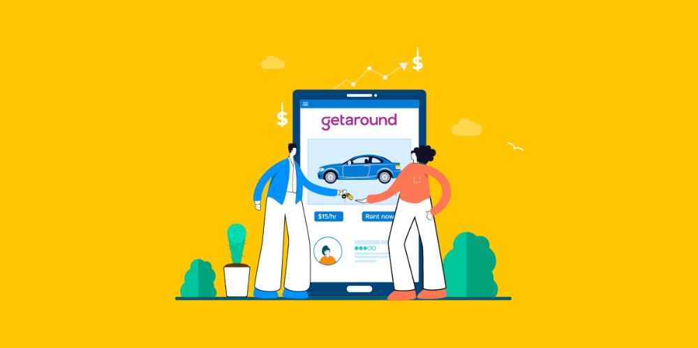 CarSharing Startup Getaround Seeking to Raise 200M Car