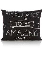 Totes Amazing Cushion