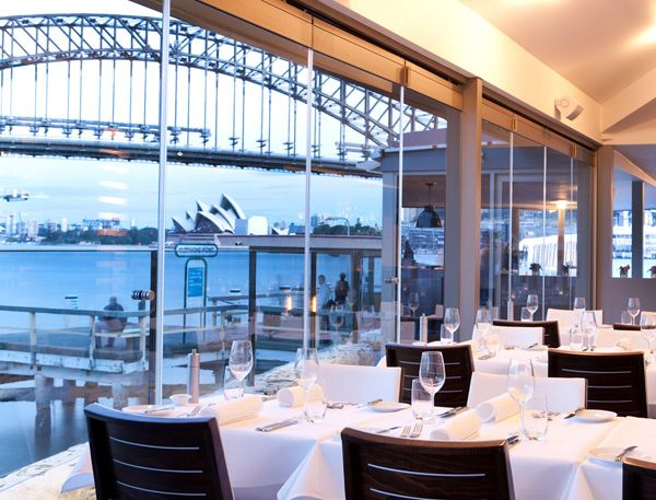 Sails Restaurant Sydney Wedding Venue