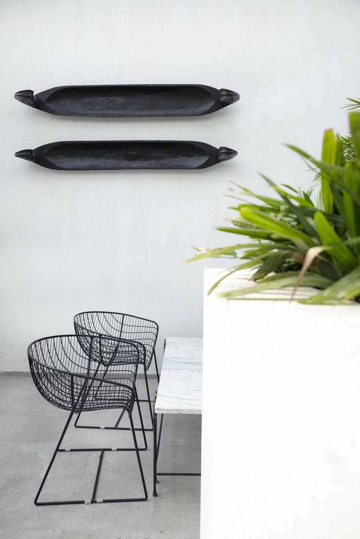 The Village Cafe Portal 92 Archello In 2020 Hospitality Design Iron Sheet Nature Garden Design