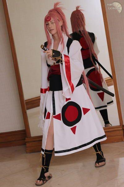 SIGN Millia Rage Dress Cosplay costume anime Halloween Guilty Gear Xrd
