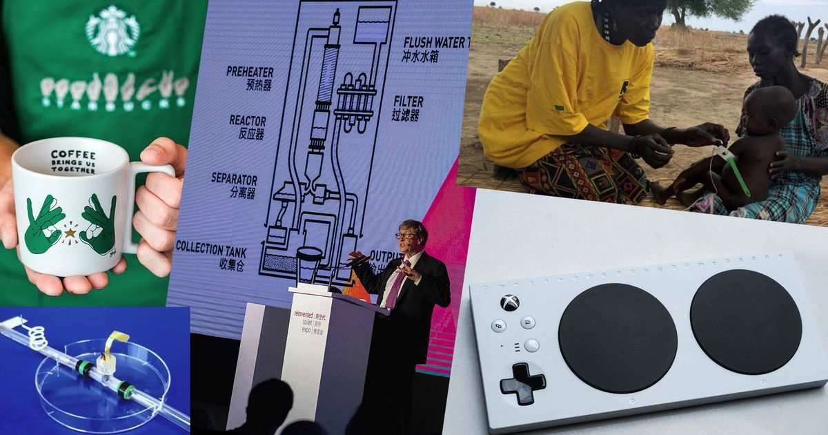 14 innovations that helped make the world a better place