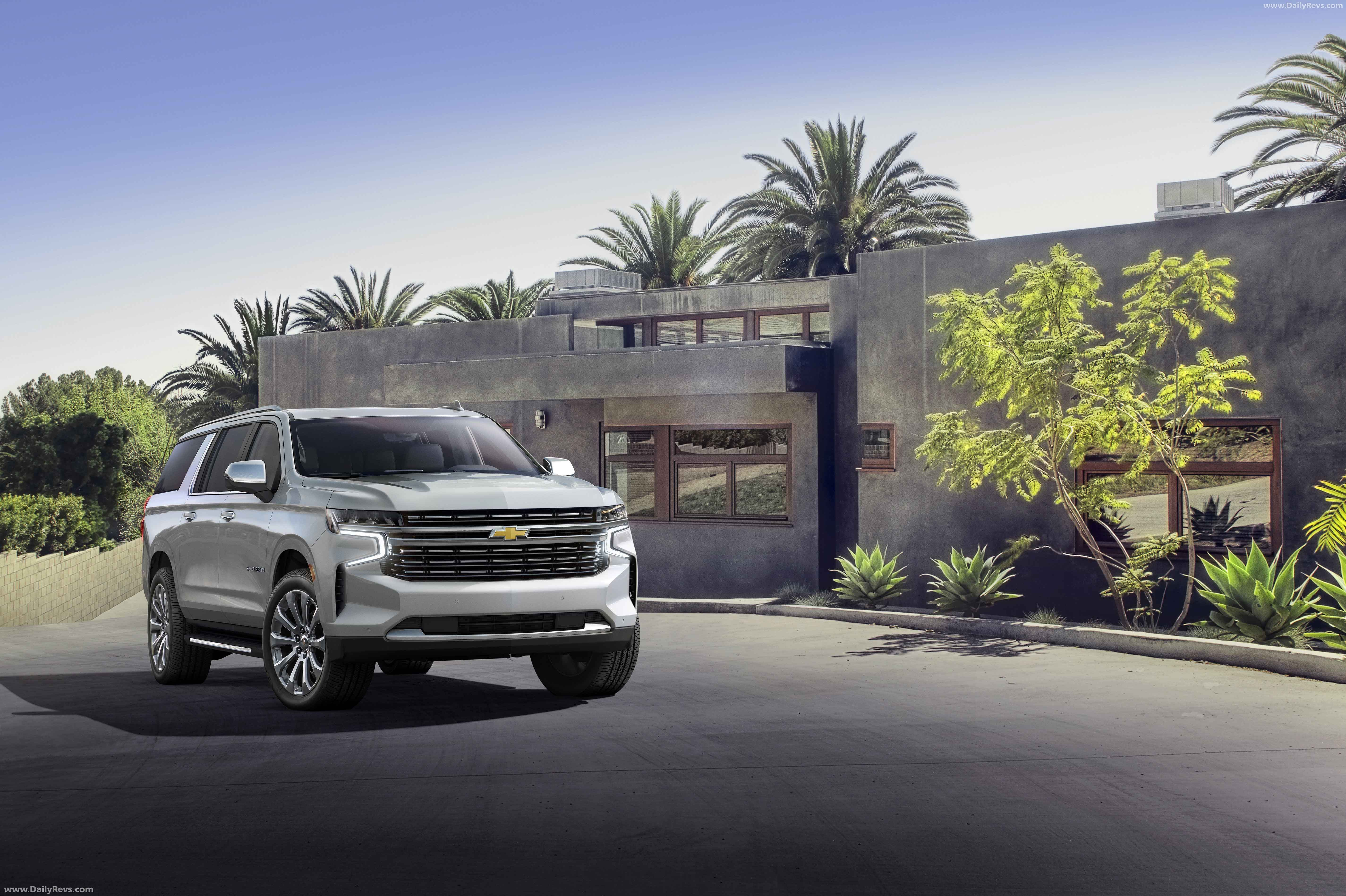 2021 Chevrolet Suburban Hd Pictures Videos Specs Information