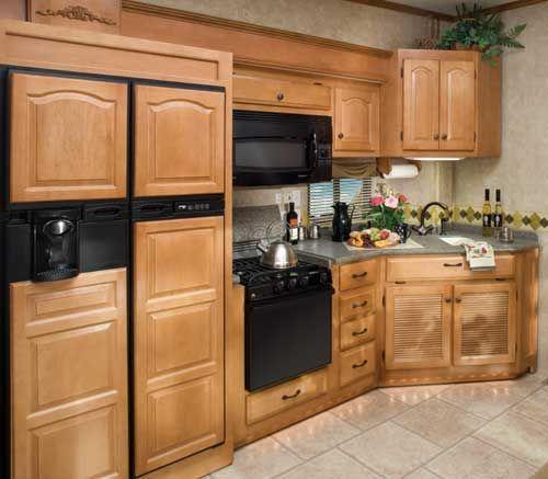 Pine Wood Kitchen Cabinets: Painting Knotty Pine Kitchen Cabinets