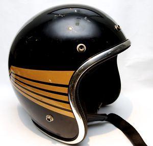 1970s Arthur Fulmer Helmet Sz Large Motorcycle Vintage 20 50 Motorcycle Helmets Skull Motorcycle Helmet Retro Scooter