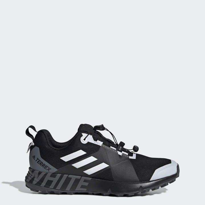 Terrex_WM Two GTX Shoes Black Mens | Black shoes, Shoes