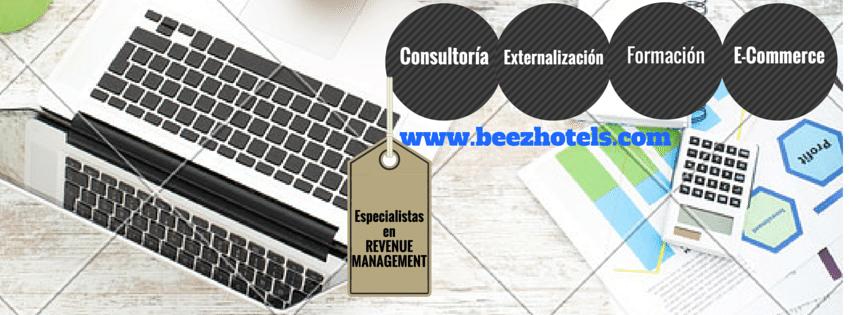 Servicios de Beezhotels, especialistas en Revenue Management Hotelero