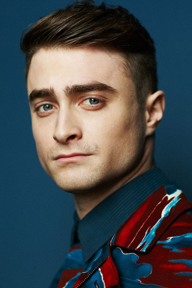 Picture about daniel jacob radcliffe all about man and male - Daniel Radcliffe Says The Friend Zone Is A Male Invention