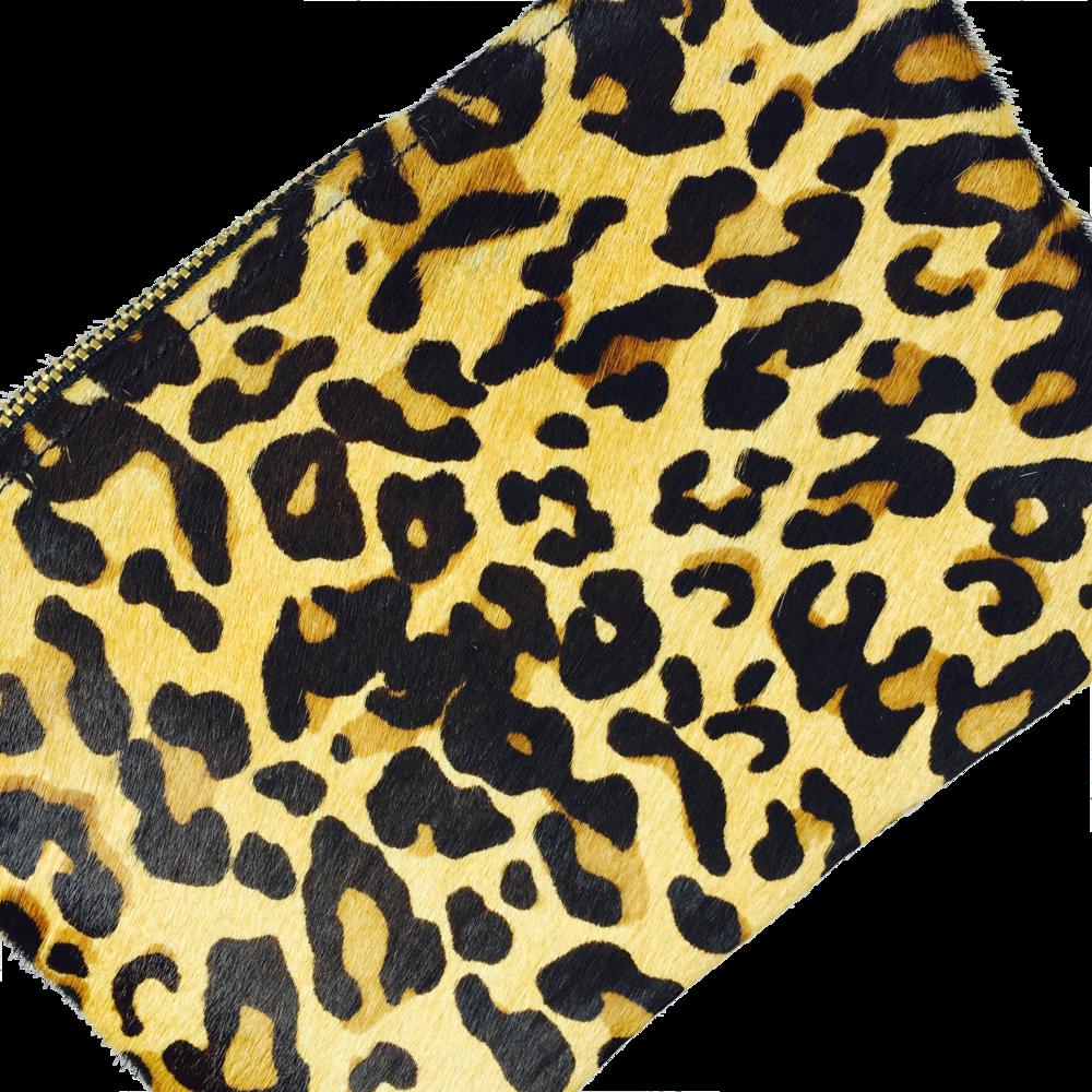 Leopard Klutch $83.00