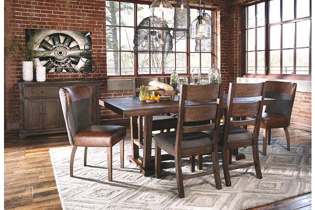 Ashley Furniture Zenfield Dining Set Dining Room Server Dining Room Storage Dining Room Table