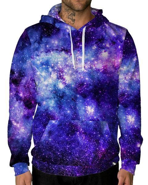 Stardust Pullover Hoodie in 2020   Galaxy hoodie, Hoodies