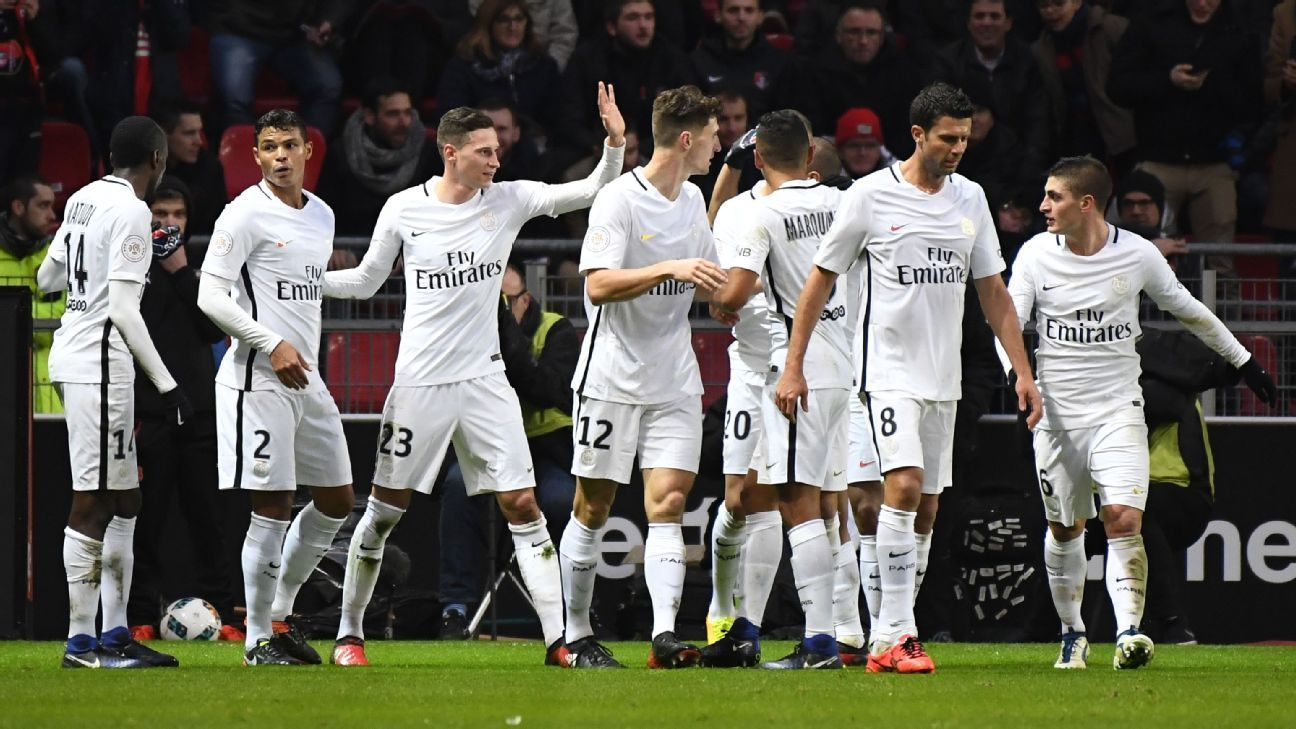 Julian Draxler lifts PSG on Ligue 1 debut; Lorient off the