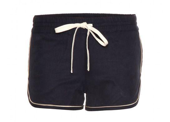 Isabel Marant Etoile Cotton and viscose Arnie shorts