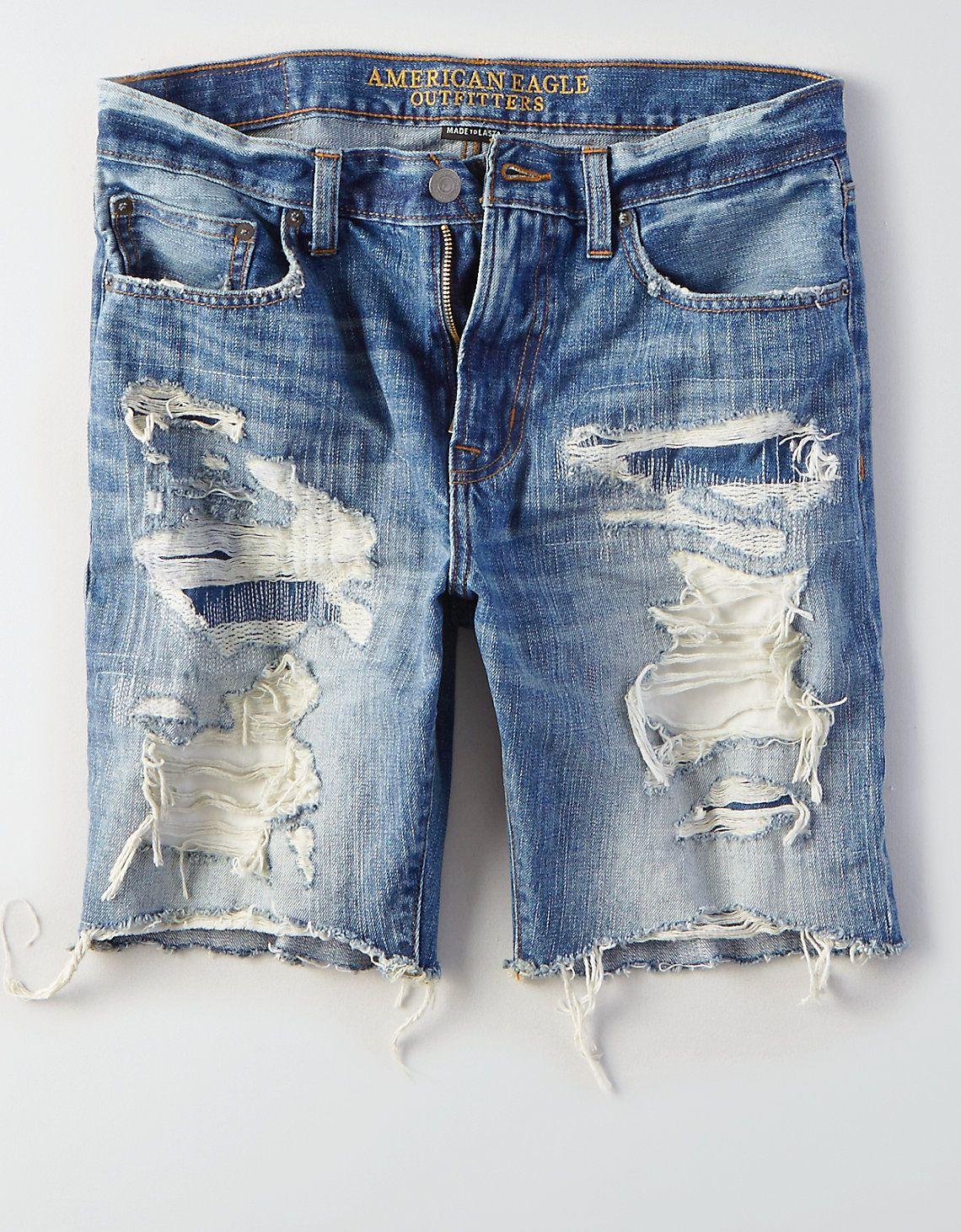 f94133dfa3 Boys Polo Ralph Lauren Kids Distressed Jean Shorts Big Kids Kamm ...