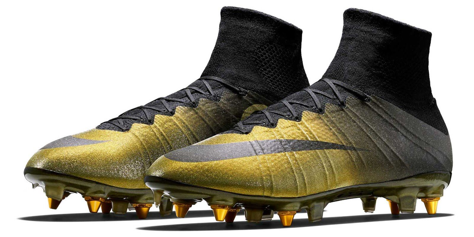 huge selection of 951a5 b7a03 Gold and Black SuperFlys | SuperFlys | Cleats, Shoes, Sports