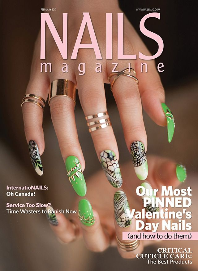 Nails Magazine February 2017 Issue