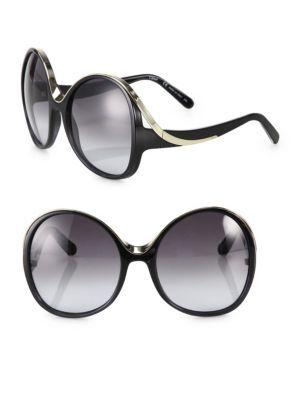 1290f4906ecb CHLOÉ Mandy 61Mm Oversized Round Sunglasses.  chloé  sunglasses ...