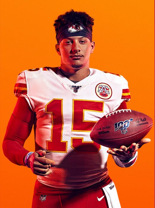 Patrick Mahomes Is The Madden Nfl 20 Cover Athlete Ea Official Site In 2020 Nfl Football 49ers Nfl Football Art Nfl Outfits