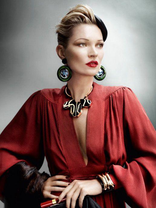 Kate Moss by Viviona