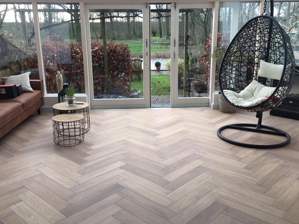 10x Visgraat Muur : Visgraat vloer prachtige eiken houten vloeren