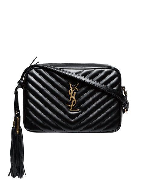 Lou Small leather shoulder bag Saint Laurent WdfjAZ