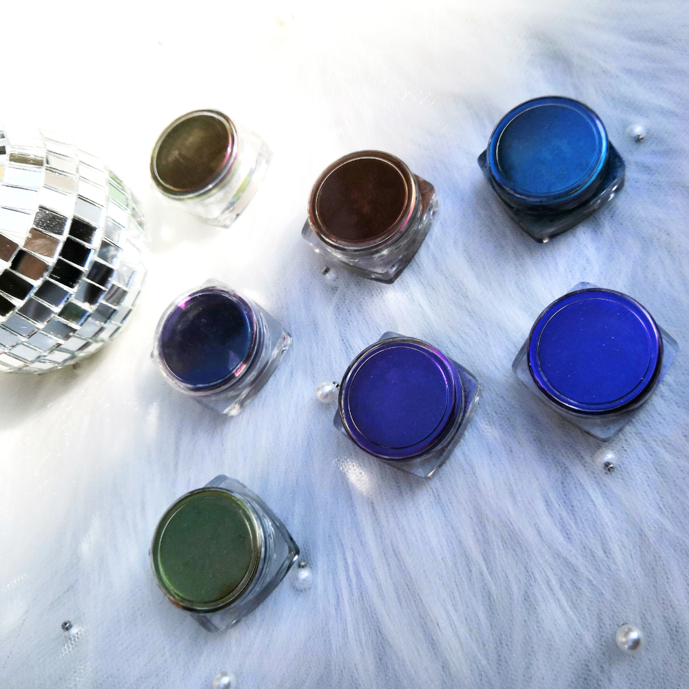 Eyeshadow Private Label Chameleon Loose Makeup Holographic