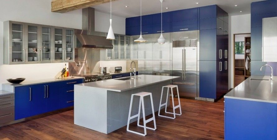 How To Paint Your Kitchen Cabinets Like A Pro  Kitchens & Offices Pleasing Pro Kitchen Design Design Decoration