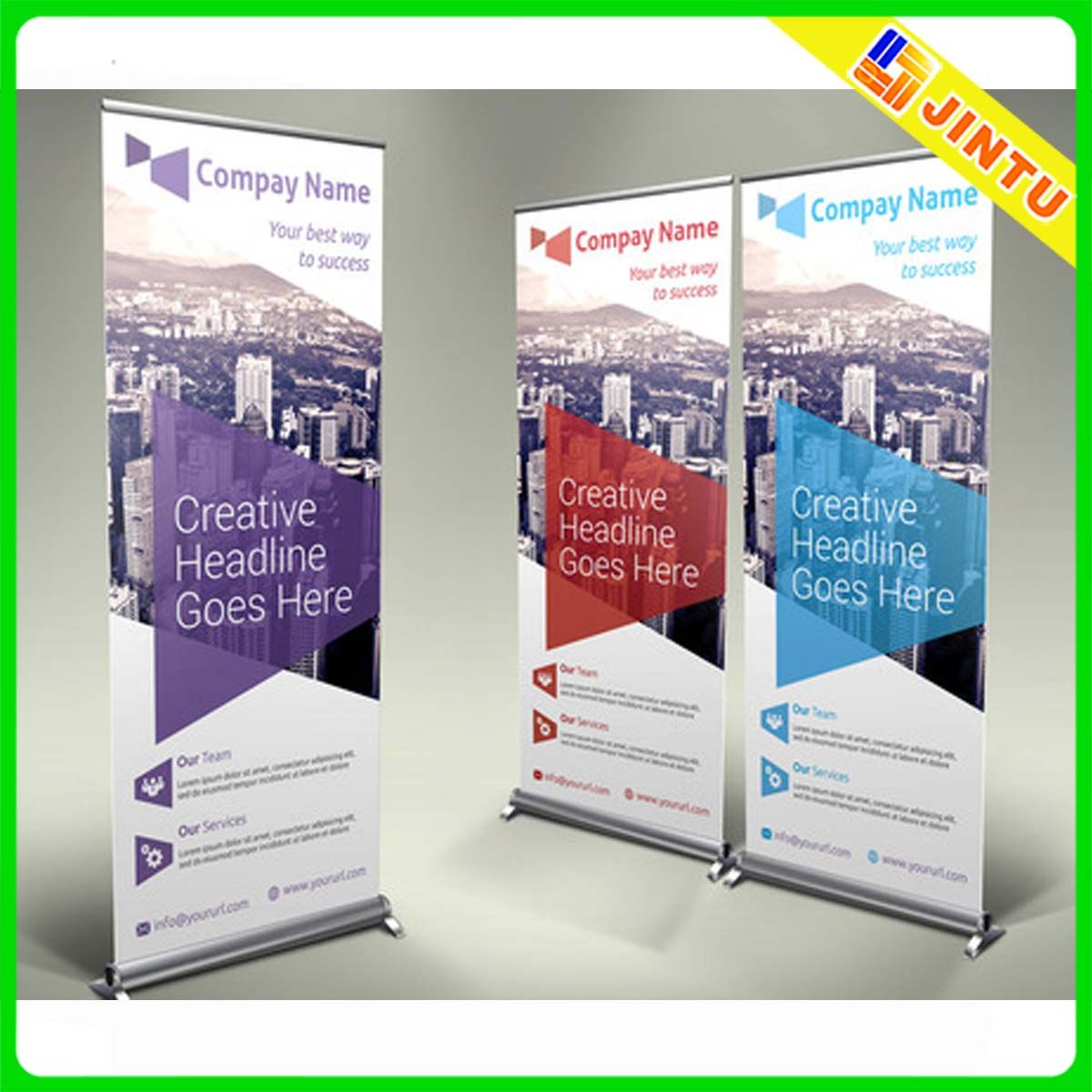 Pin by Nicole Kirsten on Trade Show Booth Design   Pull up banner