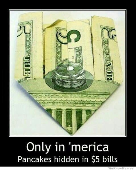 Haha only in merica