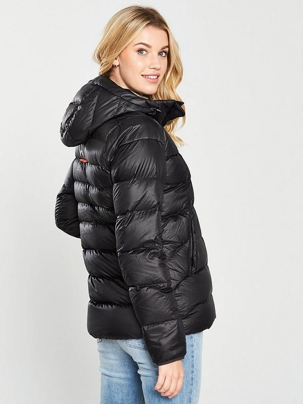 763e7b1da Helly Hansen Glacier Down Jacket - Black in 2019 | Down jacket 2 ...