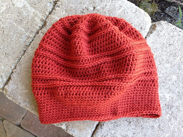 Ravelry: Project Gallery for South Haven Slouch hat pattern by ...