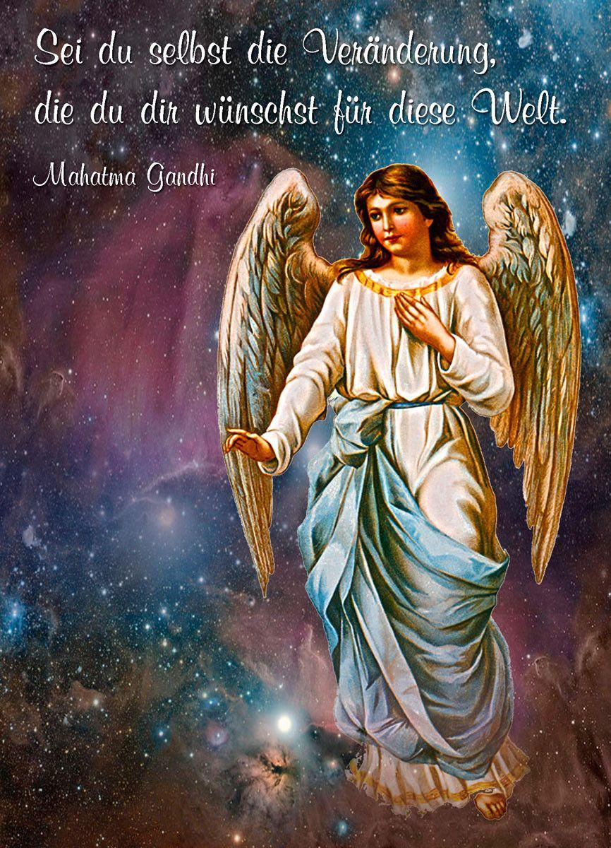 Engel der Wandlung | Engel bilder, Sprüche engel, Engel