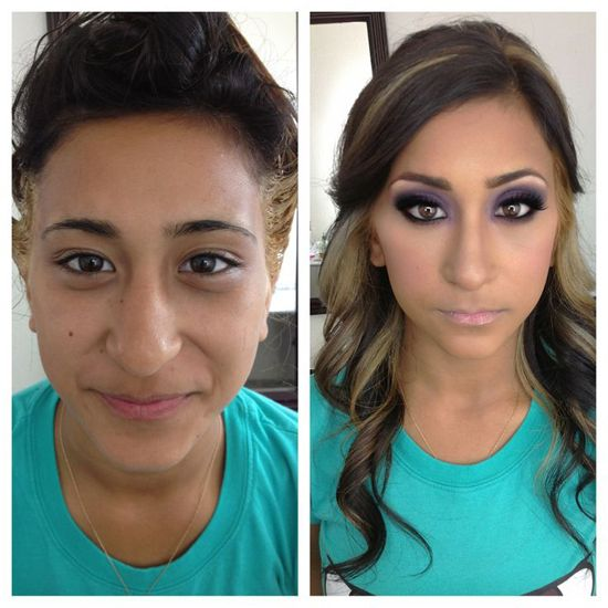 Crazy Before And After Makeup Makeupviewco