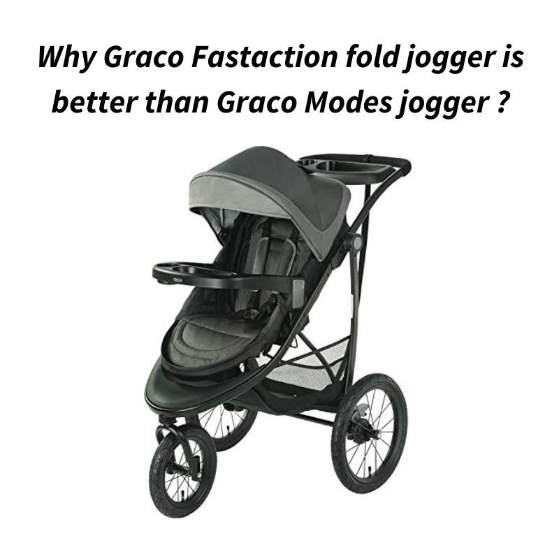 18++ Graco stroller jogger modes information