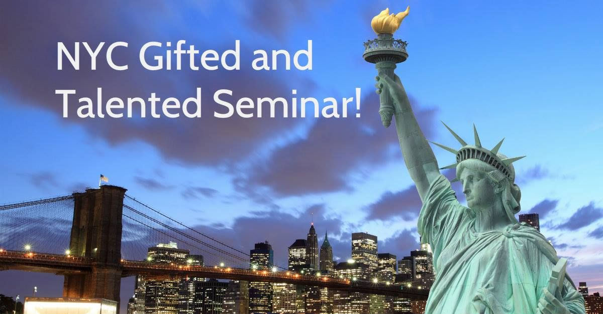 Nyc gifted talented programs and nyc private schools