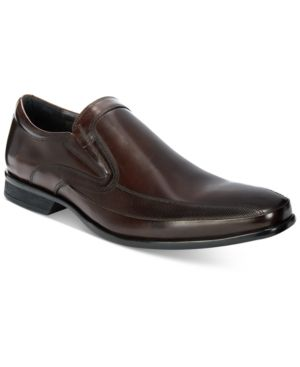 Kenneth Cole New York Men's Extra Official Loafers - Brown 10.5