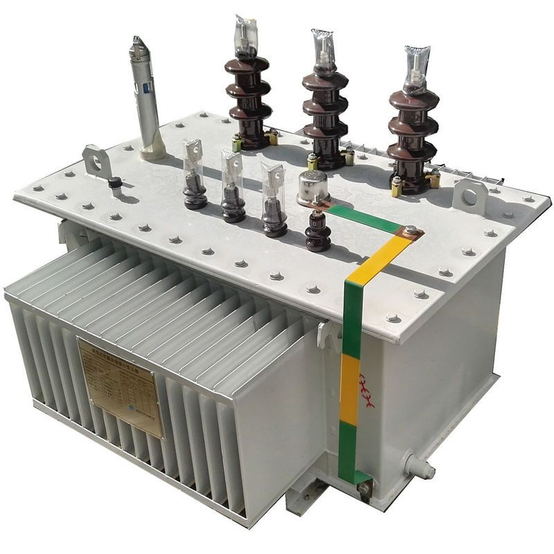 The Global Amorphous Core Oil-immersed Transformer Market