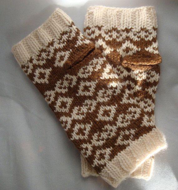 Hand Knit Fair Isle Yoga or Pedicure Socks от DesignsByChristianna ...