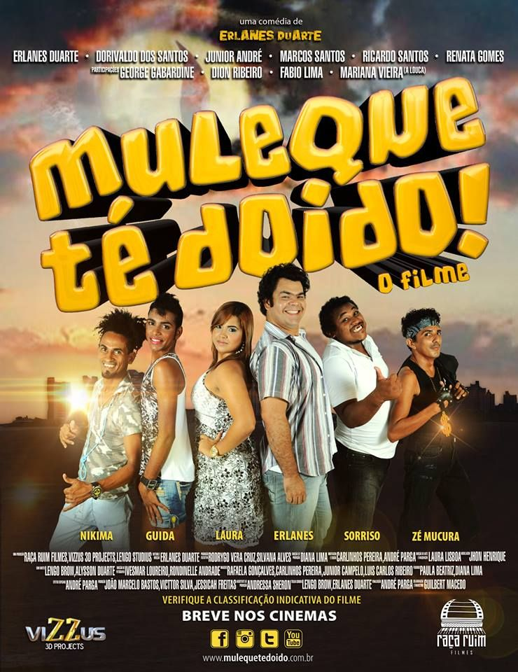 Pin Em Cine Brasil Poster 4