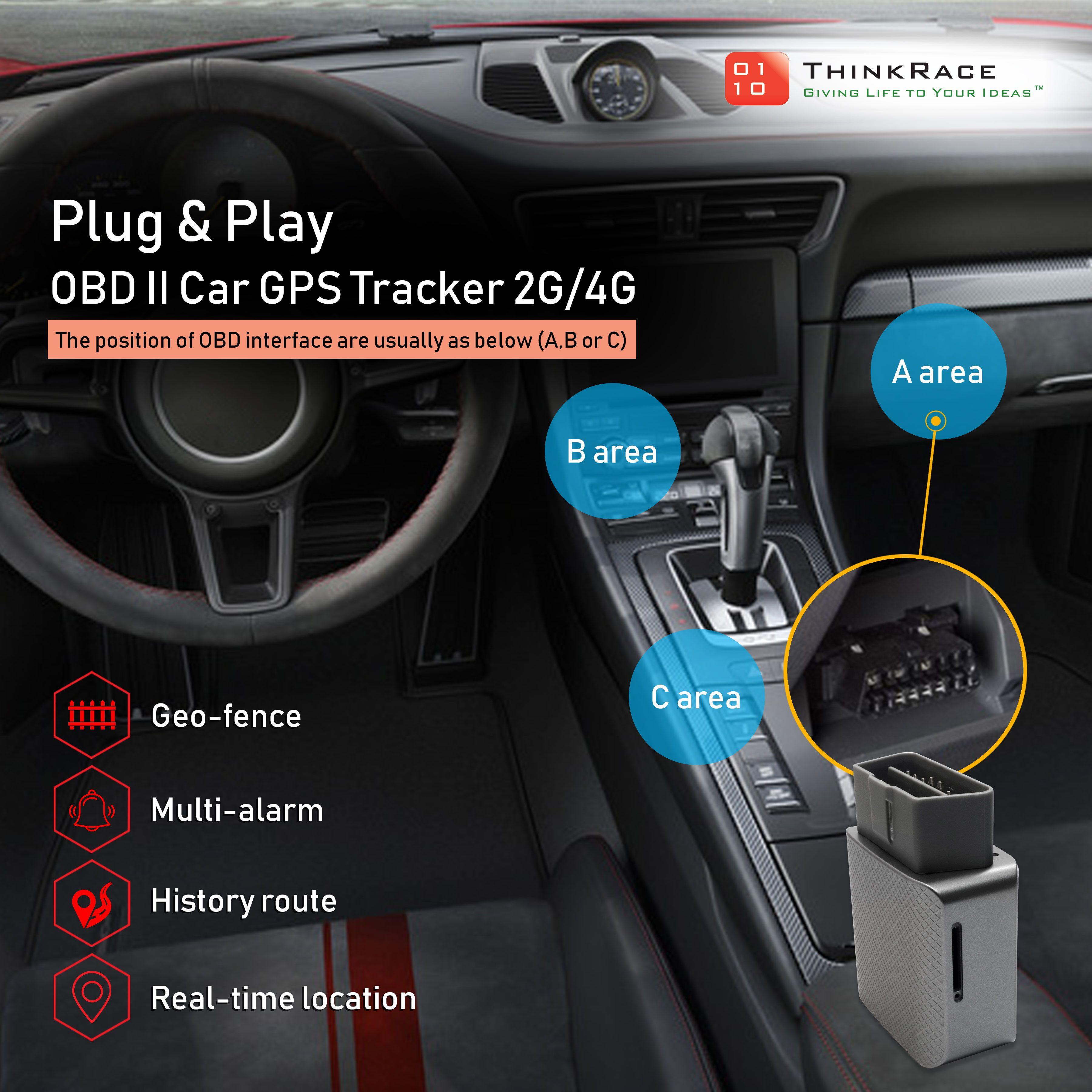 Insurance Car Tracker