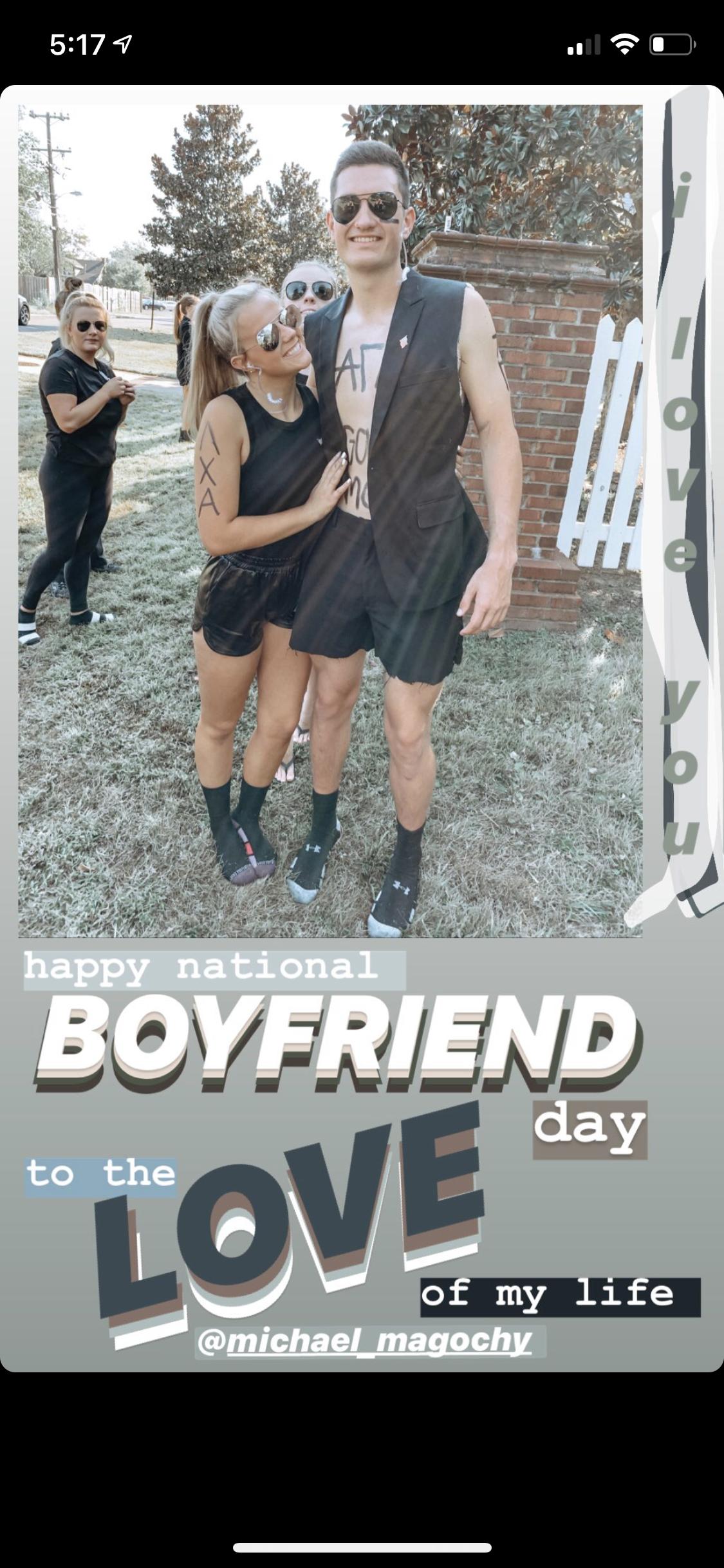 Instagram Stories In 2020 Boyfriend Instagram Creative Instagram Stories Boyfriend Day